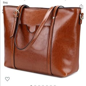 Handbags - *NWT* Clelo Genuine Leather Bag